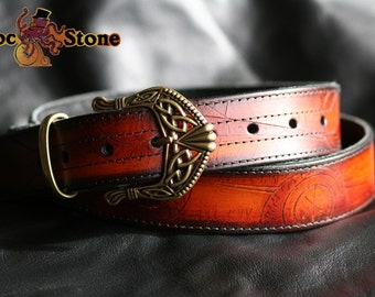 Custom alchemist belt