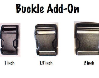 Add A Buckle to My Martingale