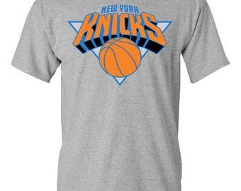 New York Knicks T-shirt Gray
