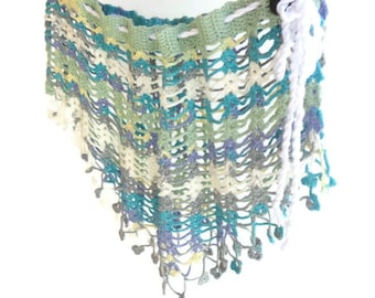 Crochet Cover Up Soft Beach Wrap Crochet Beach Cover Up Women Accessories Crochet Skirt Travel Gift Gift For Her For Mom For Best Friend