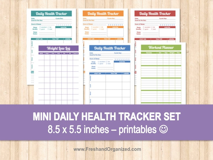 weight loss and inches tracker