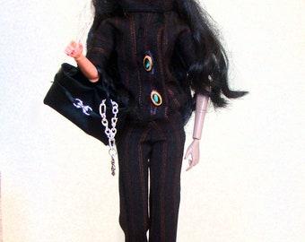 BARBIE outfit CAMILLA garment outfitt barbie, silkstone, fashionista or poppy parker 30 cm
