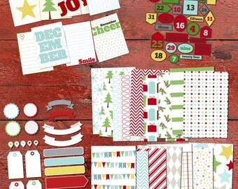 December Journal Kit