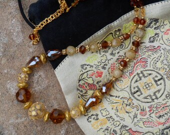Sunny Sparkle - Necklace and Earrings