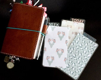 Oh Deer Pocket TN Bookmarks