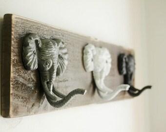 Elephant decor kids room decorbaby shower gift nursery
