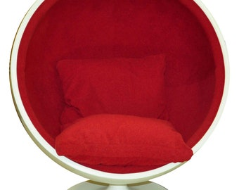 Reserved for millerph-Vintage Eero Aarnio Style Ball Chair