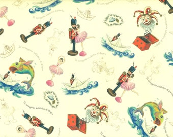 Tin Soldier-Gift wrapping paper