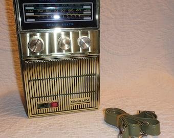 Shaun AM FM Portable Radio
