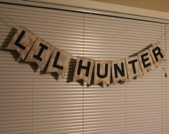 Lil Hunter Banner