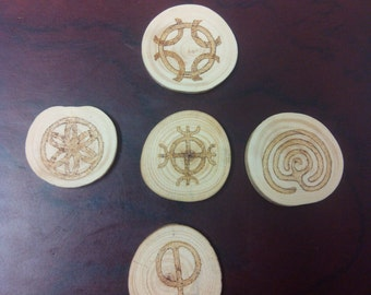 Talismans of the Earth