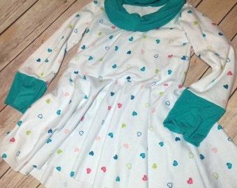 Cowl Neck Top/Dress