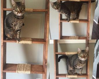 Cat Ladder (Cadder), Cat Furniture