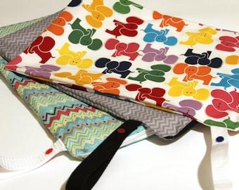 Custom Wet Bag - Large/Day Trip Size - Standard Fabrics