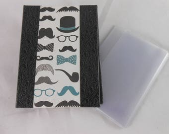 Loyalty cards, loyalty cards case, case cards, rack cards, cards