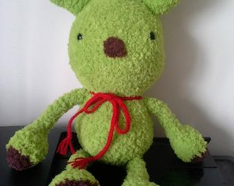 Bunny available + custom Wasabi (large)