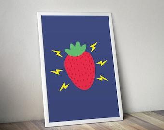 Strawberry Burst
