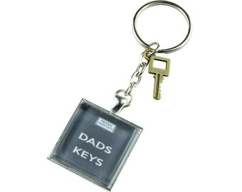 TFB - DADS KEYS Keyring Chain