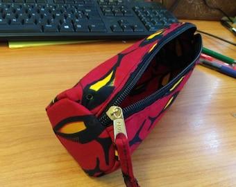 T016 - Kit school round wax (pencil box)