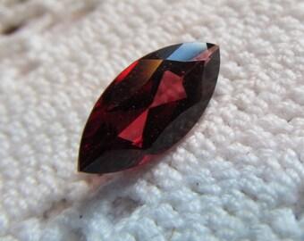 Marquise Cut Natural Garnet Loose Gemstone