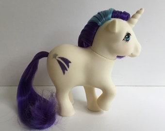 G1 My Little Pony GLORY: Unicorn Pony MLP
