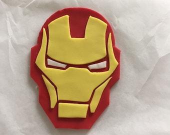 Iron man cake Etsy