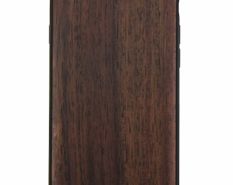 Black Walnut BumperLover iPhone 7