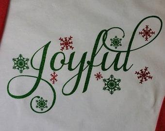 Joyful Christmas Shirt