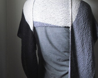 ERIS Shawl Knitting Pattern PDF