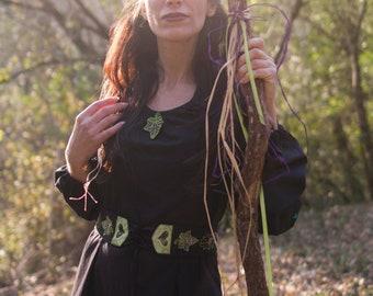 Dress cotton black Menestrelle, your choice