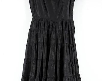 Vicky Vaughn Junior Vintage 1950s Dress