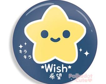 Wishing Star Button