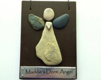 Dorm Angel ~ College gift ~ Present for a college student ~ Personalized High School Graduation gift