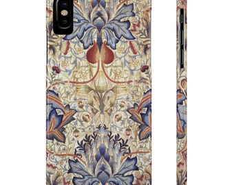 IPhone Slim Case | Vintage Floral Design, iphone cases, iphone 6 cases, phone cases, iphone 5 cases, iphone 7 cases, iphone   accessories