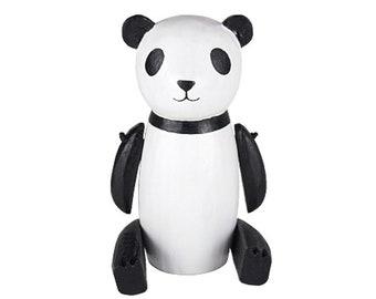 T-lab polepole animal parent and child Panda parent