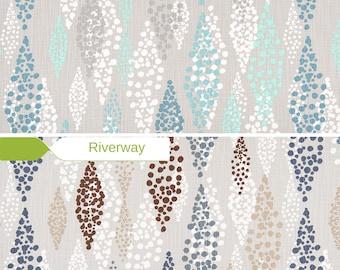 Premier Prints Angelo - Fabric by the Yard -  Home Decor Fabric - Drapery Fabric
