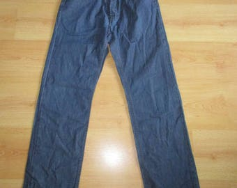Pants Hugo Boss blue size 40 in-69%