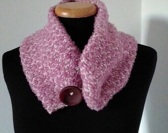 Knitted/neck warmer... gift for Mother's Day