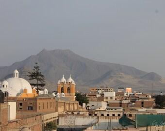Rooftops of Trujillo