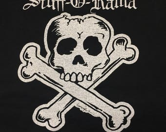 T-Shirt - Stuff-O-Rama Pirate Skull and Crossbones