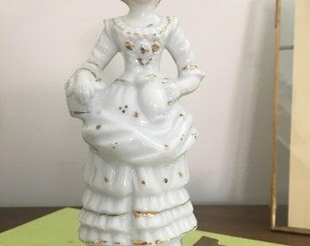 White Porcelain Lady