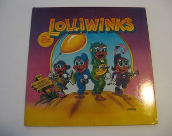 Lolliwinks - Lolliwinks + Poster! - Circa 1981