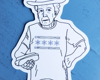 Fan of Franks - Sticker