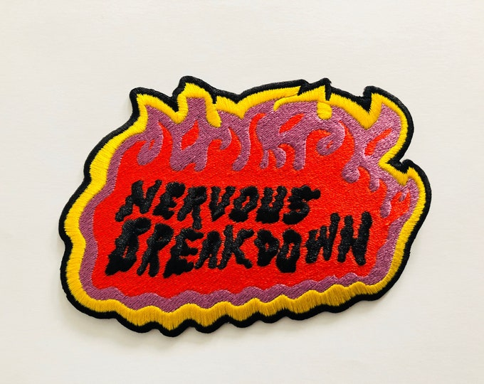 Nervous Breakdown Patch