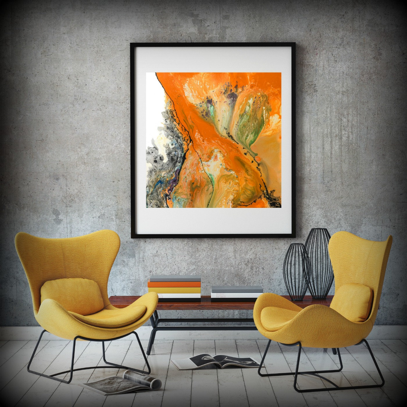 burnt wall livingroom room house orange light paint winsome psnd accent ideas walls living decor picture