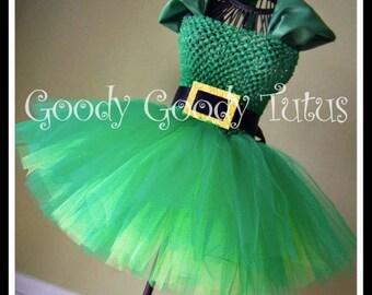 LUCK O'THE IRISH St. Patrick's Day Tutu Dress