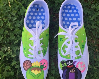 Princess and the frog shoes