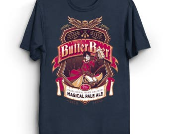 Magical Pale Ale - Butter Beer T-Shirt | Quidditch Shirt | Beer Label T-Shirt
