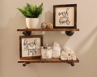 set sign bathroom decor mens iron womens restroom wall metal signs wifi item vintage