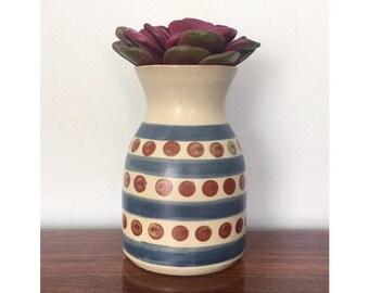 Gorgeous Takahashi Pottery Vase